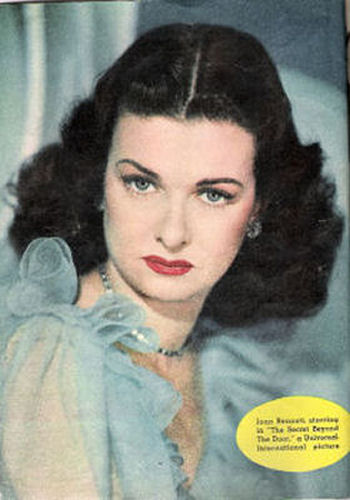 Joan Bennett in Secret Beyond the Door (1948)